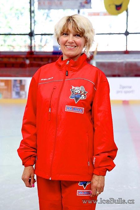 Симона Майрыхова, хоккейный лагерь, хоккейный лагерь в чехии, хоккейный лагерь ICE BULLS, хоккейный сборы для команд, хоккейные сборы в Чехии, детский хоккейный лагерь, летний хоккейный лагерь