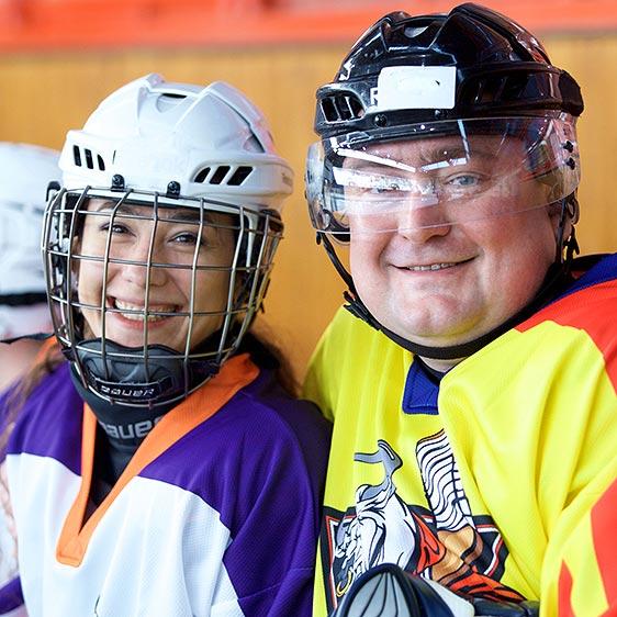 hokejovy kemp, hokejovy kemp ICE BULLS, cesky hokejovy kemp