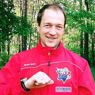 Илья Никулин, тренер-консультант, хоккейный лагерь ICE BULLS